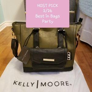 Kelly Moore Monroe bag 3 in 1 NEW